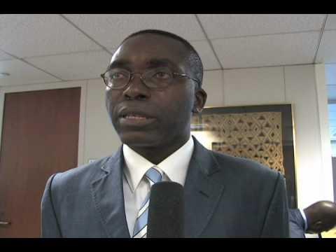 Matata Ponyo, République démocratique du Congo (Réunions de printemps 2010)