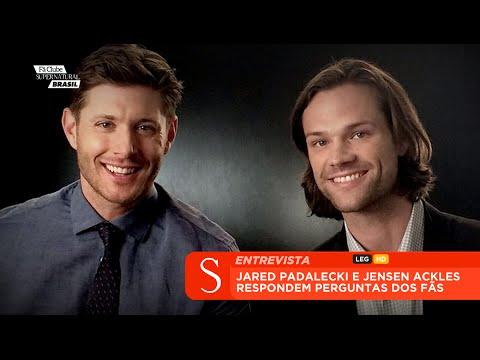 Jared Padalecki e Jensen Ackles respondem perguntas de fãs em vídeo (Legendado)