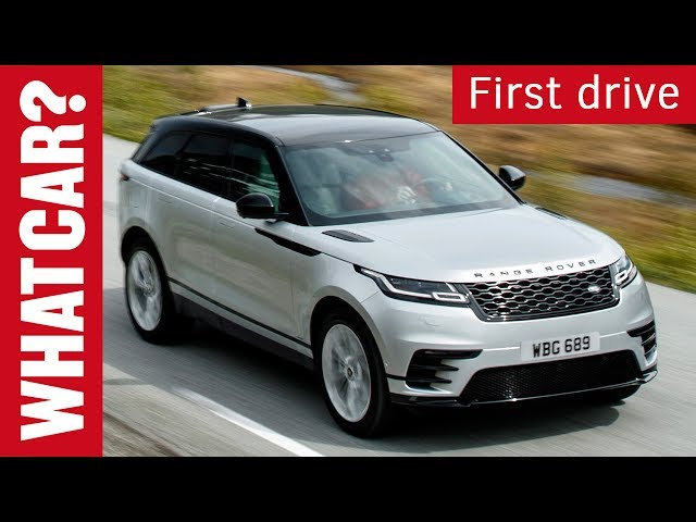 2017 Range Rover Velar review | Is Land Rover's latest SUV ...