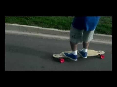Las Araas Longboard Cordoba