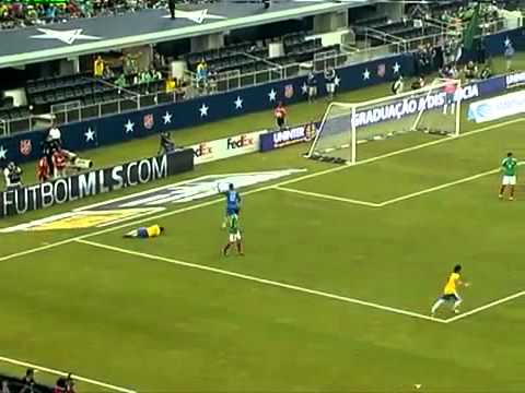 mexico vs brasil  televisora  brasileña