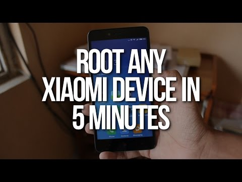 How To : Root any Xiaomi device without PC in 5...