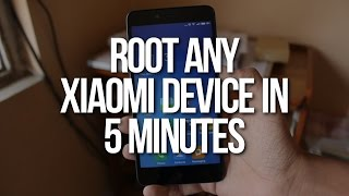 How To : Root any Xiaomi device without PC in 5 minutes!