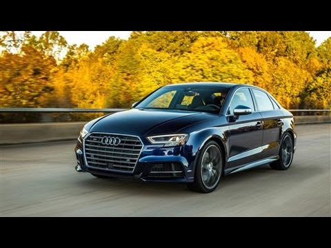 Can Audi's S3 Save VW From 'Dieselgate?'