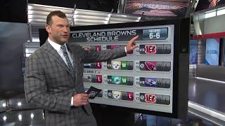 Cleveland Browns' 2019 record prediction: Former NFL left tackle Joe Thomas predicts all 16 games