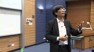 "Prof Kenneth Young on ""A Special Lecture: Principle of Least Action"""