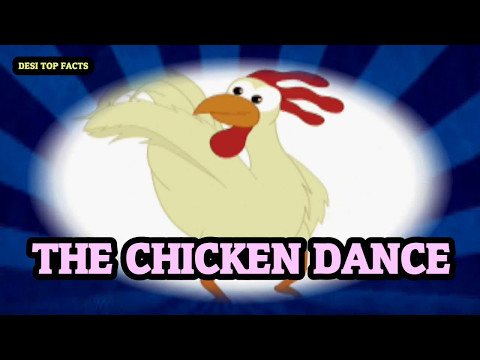 The crazy chicken dance song