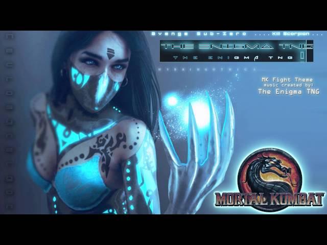 Mortal Kombat Fight Theme - The Enigma TNG