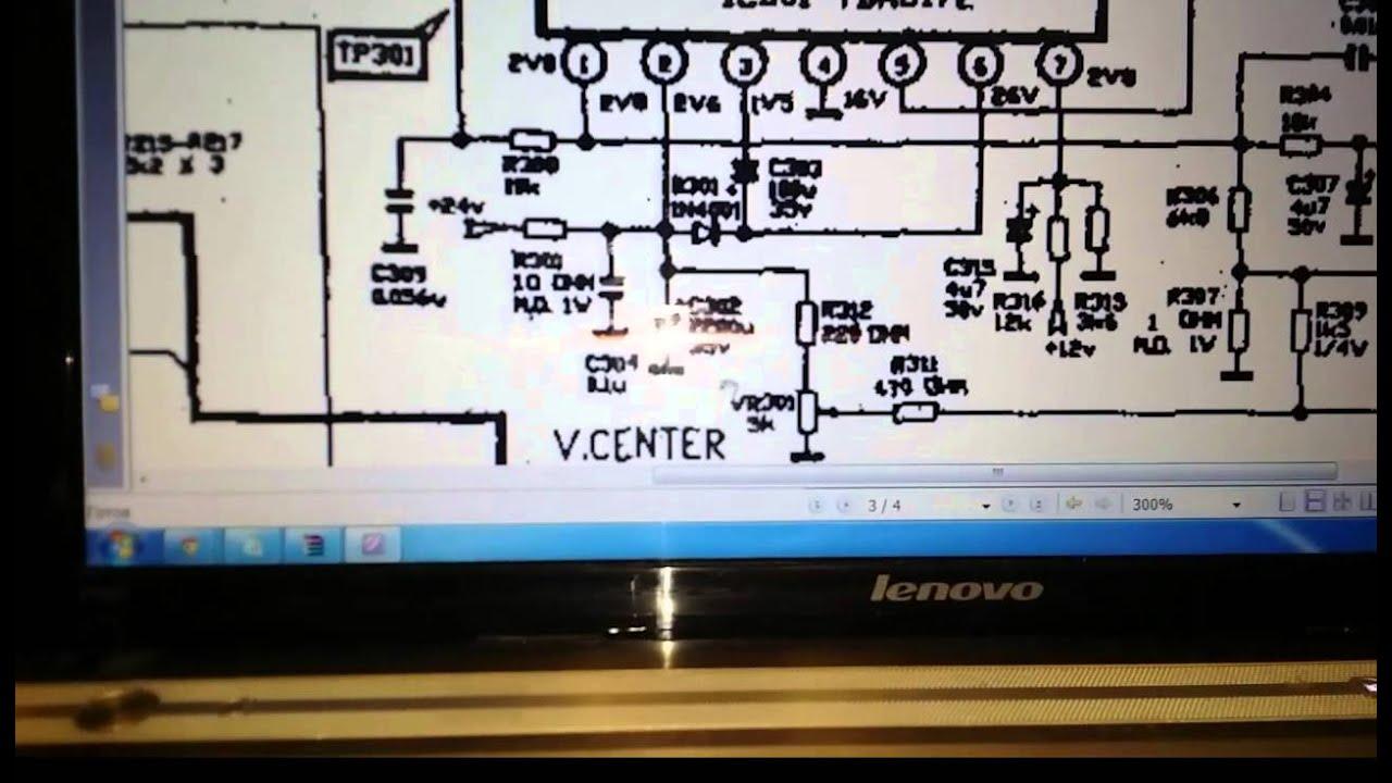 Ремонт телевизора lg 42ln613v нет изображения своими руками 18