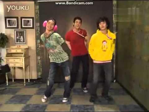 [Clip] Kim Soo Hyun Hilarious Dance to Wondergirls' [Tell Me]