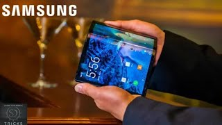 Samsung Folding Phone - Infinity Plex Display | Samsung Foldable Phone Official Video LEAKED