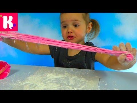 DIY Жвачка/ Катя делает настоящую ароматную и сладкую жвачку