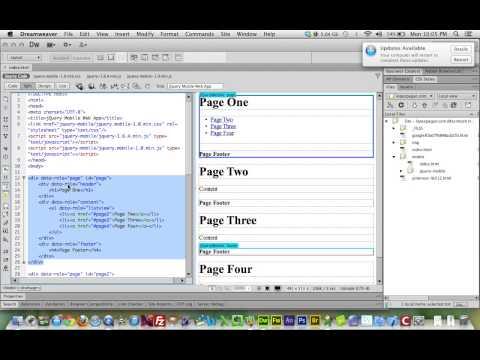 Cómo Crear Una Aplicación Web Para Móviles - Parte 1