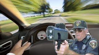 How Do Cops Catch Speeders