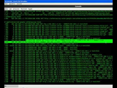 servidor proxy parte 1 como configurar o servidor proxy squid no CentOS 6.2 e conceitos sobre proxy