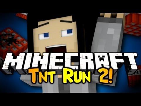 Minecraft: Mini Game: TNT Run 2!
