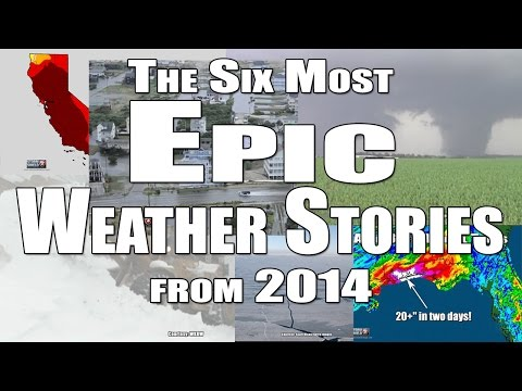 Top 6 EPIC weather events in 2014 that made you happy you had Storm Shield