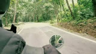 Travel vibes ..... Agumbe forest..