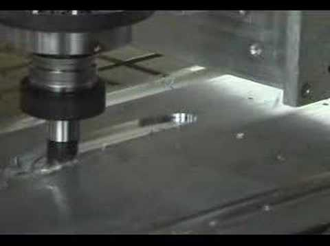 High Speed CNC Machining Aluminum without coolant