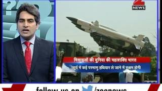 DNA : India's becoming superpower in missiles