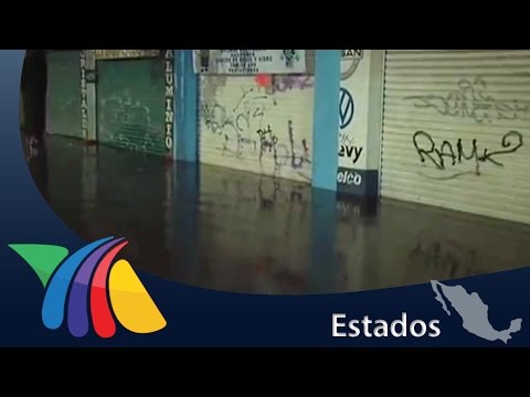 Río Lerma se desborda en Metepec | Noticias del Estado de México