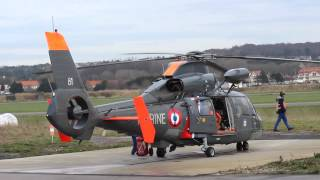 HD Incredible sound of the helicopter