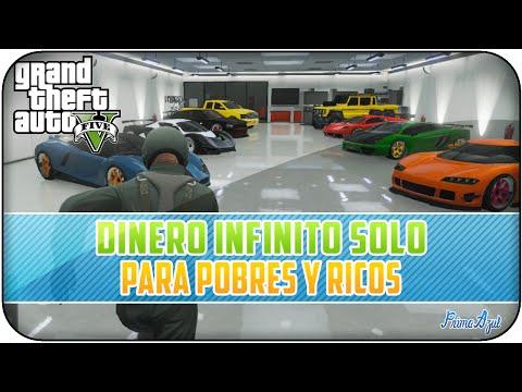 GTA 5 ONLINE 1.16 - DINERO INFINITO SOLO - CLONAR Y VENDER COCHES - RICOS Y POBRES