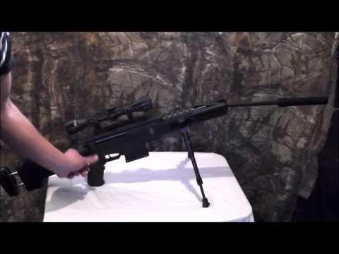 Ignite Black Ops Sniper Rifle
