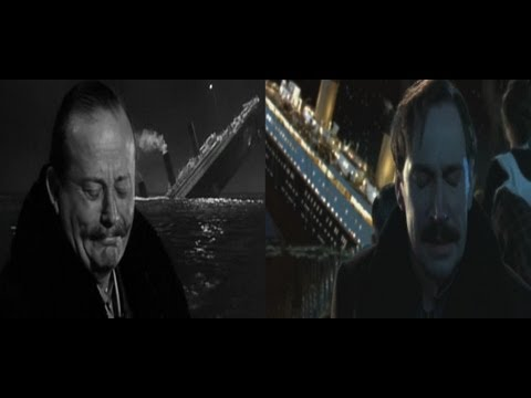 A Night to Remember 1958 vs Titanic 1997