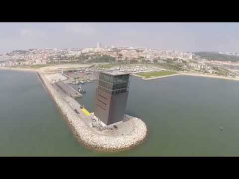 VTS tower in Alg�s, Portugal