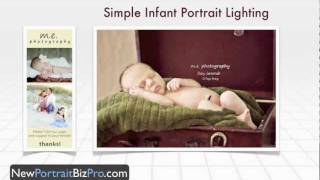 Simple Infant Photography Lighting And Portrait Tips