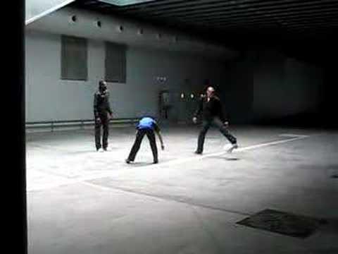 Thierry Henry, Emmanuel Adebayor and Ben Hart
