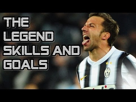 Alessandro Del Piero - Impossible to forget | Emotion,Skills & Goals HD
