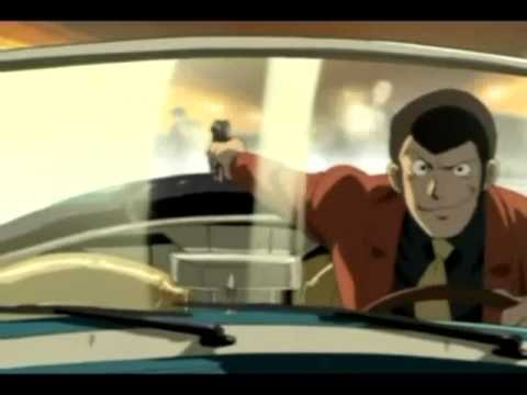 Lupin the Third- To Catch a Thief- Lovage