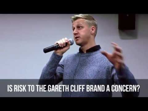Q&A With Gareth Cliff: Is risk to the Gareth Cliff brand a concern?