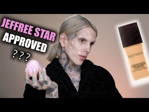 LAURA MERCIER FULL COVERAGE FOUNDATION | Review & Demo