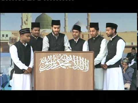 (Arabic + Urdu) Qaseeda - Written by Mirza Ghulam Ahmad(as), The Promised Messiah