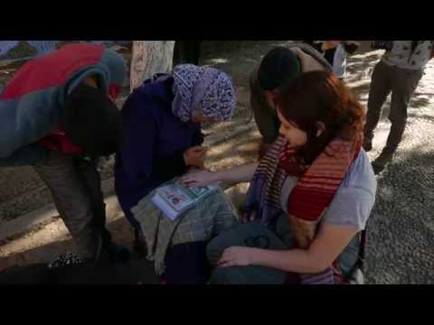 Morocco Backpacking Vlog Part II Rabat & Chefchaouen | ewells95