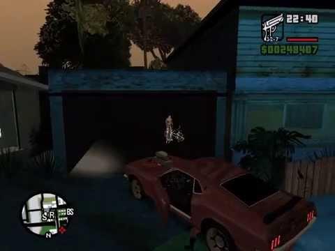 GTA San Andreas - Ford Mustang - En Canaima!!! (POSIBLE)?