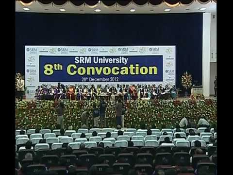 President of India Shri Pranab Mukherjee Delivering the Convocation Address - Part I