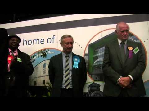 Thurrock Council Elections: UKIP gain Ockendon