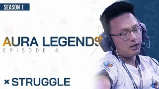 AURA LEGENDS: EPISODE 4 - STRUGGLE