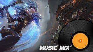 Dawnbringer Riven vs Nightbringer Yasuo - Music mix!