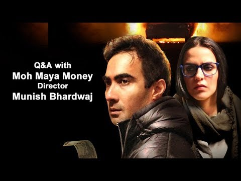Q&A with Director of Moh Maya Money | London Indian Film Festival 2016 streaming vf