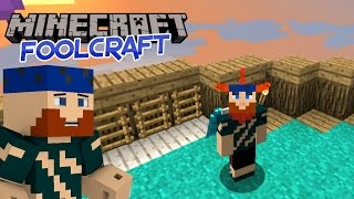 Minecraft | Fool Craft | #2 OP ARMOR