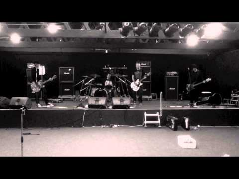 The Wildhearts rehearsing 2013 (Earth vs tour)