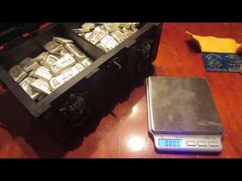 Wrong Weight on my Prospector's Gold & Gems Poured Silver Bar