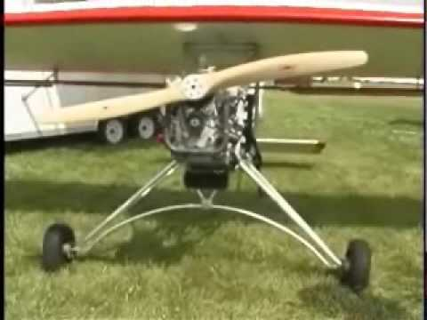 Tags:Backyard Flyer Swing Wing ultralight aircraft experimental homebuilt