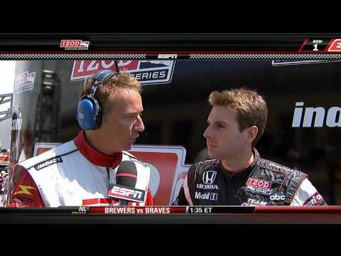 IndyCar 2010 Honda Indy Toronto at Toronto Ontario 1 of 13 Video