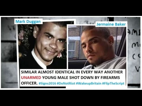 Assassination of Mark Duggan 'Shot While Surrendering' UNLAWFUL!